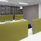 interior acoustic panel / polyurethane / double-sided / for offices