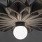 pendant lamp / contemporary / felt / dimmable