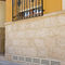 Engineered stone ventilation grille / square SOLLER Verniprens