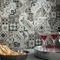 Wall tile / porcelain stoneware / patterned / matte AZIMUT : PATCHWORK Novoceram sas
