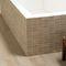 Indoor tile / wall / floor / porcelain stoneware NOA : NATUREL Novoceram sas