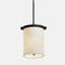 pendant lamp / traditional / paper / handmade