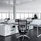 Workstation desk / aluminum / melamine / contemporary VITAL PLUS ST/60 Actiu