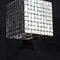 pendant lamp / contemporary / polished stainless steel / halogen