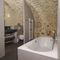 decorative coating / indoor / for walls / floor