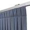 Wall-mounted curtain track / manual / for drapes / window KUADRO MOTTURA