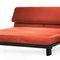 Sofa bed / contemporary / fabric / 2-seater PADDOCK 140 SAS CLC - LIKOOLIS