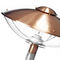 Traditional wall light / outdoor / steel / copper HL by Henning Larsen Lightyears