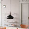 Pendant lamp / contemporary / wooden / black ORIENT BLACK by Jo Hammerborg Lightyears