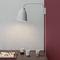 Contemporary wall light / blown glass / steel / LED CARAVAGGIO READ by Cecilie Manz Lightyears