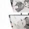contemporary magazine rack / commercial / Plexiglas®