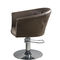 synthetic leather beauty salon chair / central base