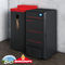 pellet boiler / residential / with water heater / for radiators and radiant floor heating
