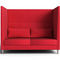Contemporary sofa / fabric / for public buildings / 2-seater HQ DAVISON HIGHLEY