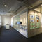 Office storage wall / lacquered metal InUno STUDIO T