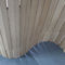 contemporary screen / wooden / for offices / commercial