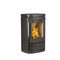 Wood heating stove / contemporary / metal / wall-mounted 4520 HWAM Intelligent Heat AS