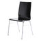 contemporary visitor chair / stackable / with armrests / upholstered