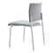 Contemporary visitor chair / stackable / upholstered / with armrests RIVO  by Gerd Rausch BRUNE Sitzmöbel GmbH