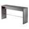 contemporary bench / plastic / HPL