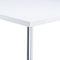 Contemporary work table / steel / rectangular / for public buildings 4095 BRUNE Sitzmöbel GmbH