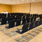 Conference chair / visitor / contemporary / fabric S 55 THONET