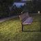 Public bench / contemporary / wooden / with backrest VLTAU by Eduard Herrmann mmcité 1 a.s.