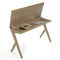 walnut desk / solid wood / contemporary / contract