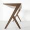 Walnut desk / solid wood / contemporary / contract BECO by Luis Arrivillaga KENDO MOBILIARIO