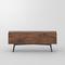 unique design sideboard / oak / walnut / solid wood