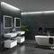 Indoor tile / outdoor / floor / for floors XLIGHT : CONCRETE DARK URBATEK by PORCELANOSA Grupo