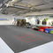 rubber sports flooring / EPDM / indoor / for multipurpose gyms