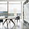 contemporary dining table / wooden / round / by Toan Nguyen