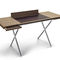 wooden desk / metal / contemporary / by Christophe Pillet