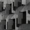 cement-glass composite cladding / concrete / textured / sandblasted