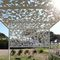 Aluminum solar shading / conservatory / for shelters / for facades FIGUE Logical Space design