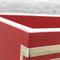 custom planter / fiber cement / rectangular / for public spaces