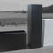 fiber cement planter / square / rectangular / custom