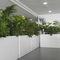 Composite planter / rectangular / custom / wheeled ICH40H80 / ICH40H100 / IRM120.40H100 - IMAGE'IN ATELIER SO GREEN