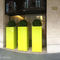 Fiber cement planter / square / custom / contemporary ICH60.60H150 - IMAGE'IN ATELIER SO GREEN