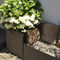 Fiber cement planter / rectangular / custom / contemporary ICM50.50H60 / IRM170.50H60 - IMAGE'IN by Nathalie Papait ATELIER SO GREEN