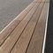 Public bench / garden / contemporary / sheet steel STEELAB ATELIER SO GREEN