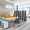 contemporary screen / fabric / for offices / for open plan areas