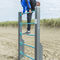 Fitness trail ladder / wood / steel 081282M Lappset