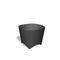 Steel planter / square / design / for public spaces NF4070 Lappset