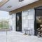 Aluminum window profile / thermally-insulated SUPREME S77 PHOS ALUMIL S.A.