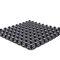 high-density polyethylene (HDPE) drainage board / green roof drainage / water storage / under-paving drainage