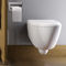 wall-mounted toilet paper dispenser / stainless steel