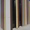 composite cladding / strip / vertical