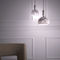 pendant lamp / contemporary / alabaster